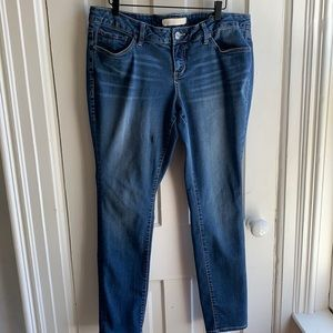 Slink Jeans Curvy Mid Rise Jeans